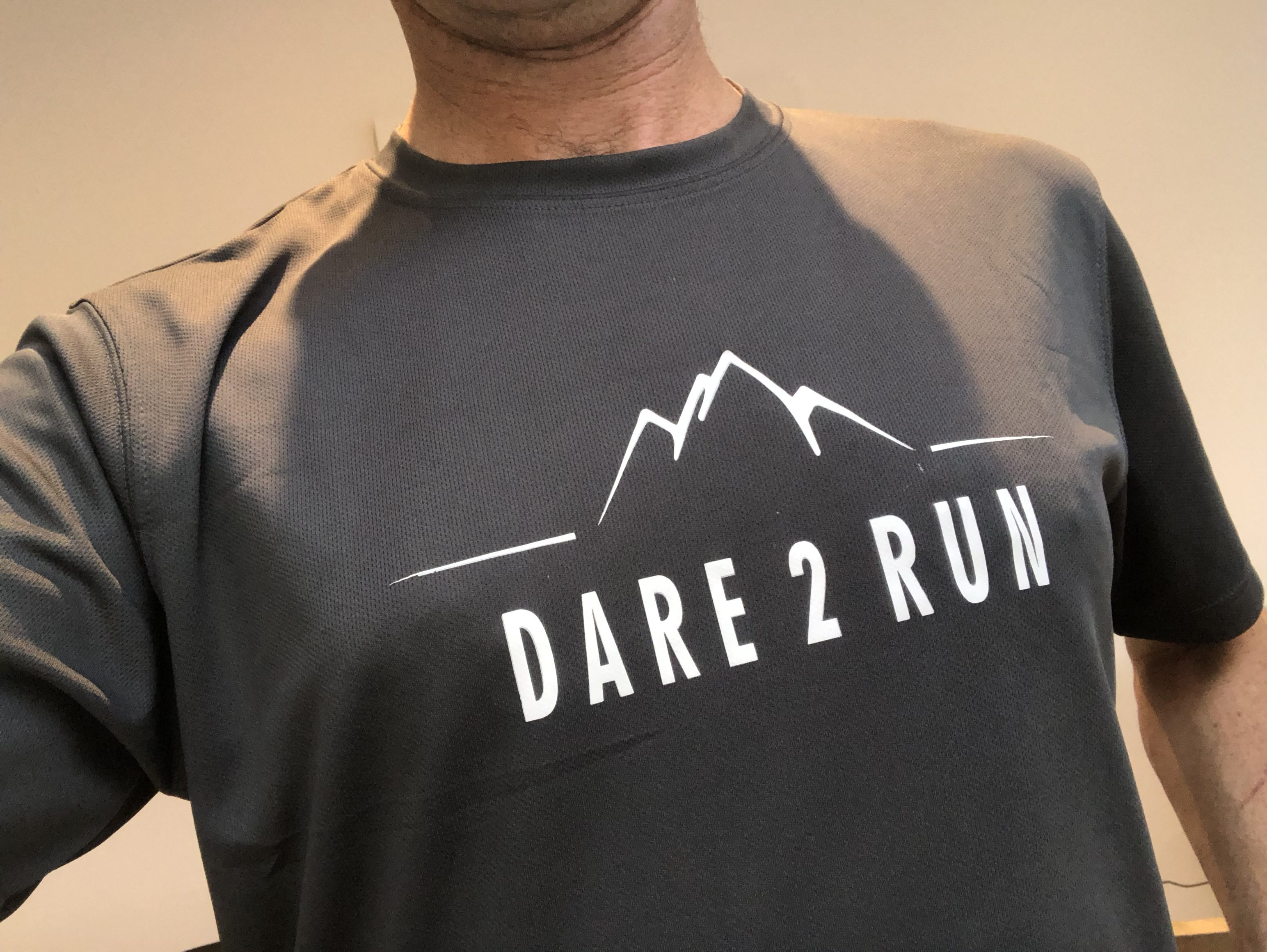 Dare2Run - Trail Tech Tee